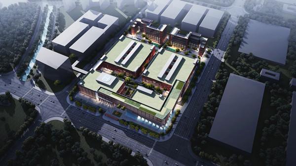 腾晖智慧建造精选   麦克韦尔电子科技产业园项目