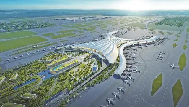 腾晖智慧建造精选   广州白云国际机场三期扩建工程